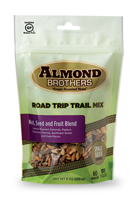 Almond Brothers Nut Seed and Fruit Trail Mix