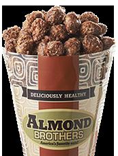 Almond Brothers Cinnamon Roasted Almonds