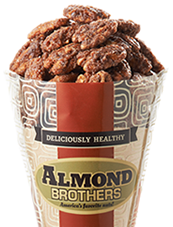 Almond Brothers Cinnamon Pecans