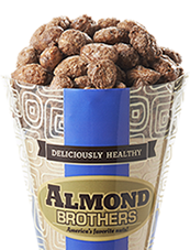 Almond Brothers Cappucino Cocoa Almonds