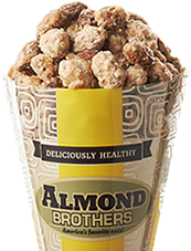 Almond Brothers Lemon Almonds