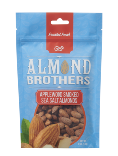 Almond Brothers Applewood Smoked Almonds