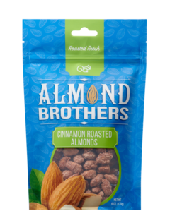Almond Brothers Cinnamon Roasted Almonds