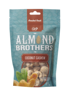 Almond Brothers Coconut Cashew