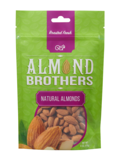 Almond Brothers Natural Almonds